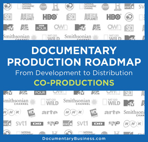 DOCUMENTARY PRODUCTION ROADMAP Co-Productions cover