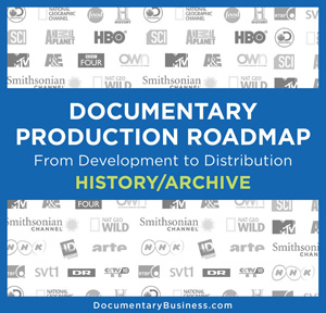 DOCUMENTARY PRODUCTION ROADMAP: History - Archive cover