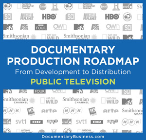 DOCUMENTARY PRODUCTION ROADMAP Public Television cover