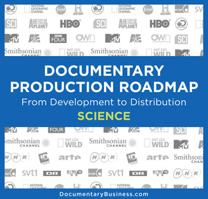 DOCUMENTARY PRODUCTION ROADMAP Science cover