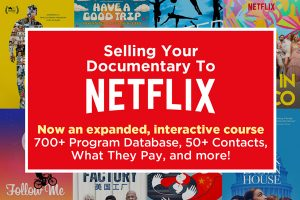 Selling Your Documentary to Netflix course
