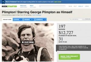 Plimpton_Kickstarter