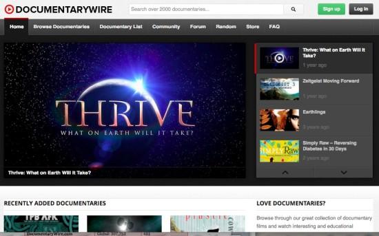 Documentary Wire