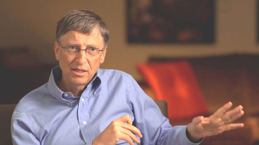 Bill Gates 4Light