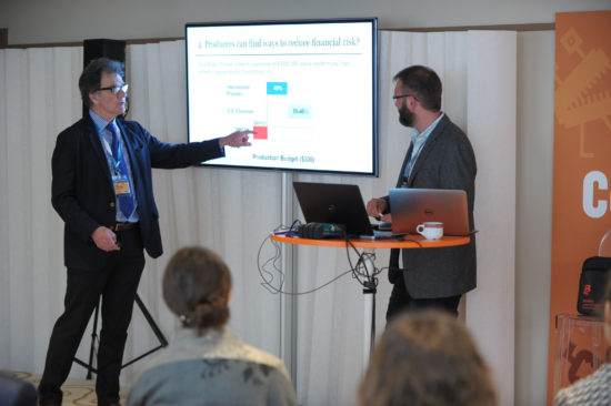 MIPTV / MIPDOC 2014 - CONFERENCES - MONEY MATTERS & FINDING FINANCE WORKSHOP