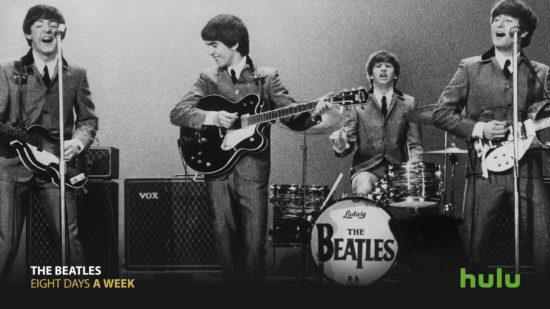 Beatles Hulu