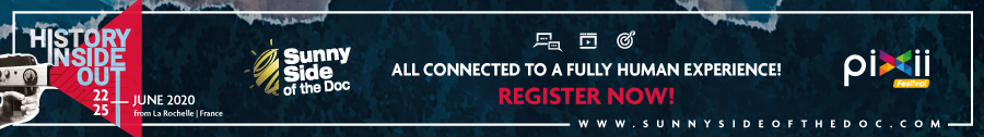 Sunny Side of the Doc 2020 - Connected Edition - Register Now