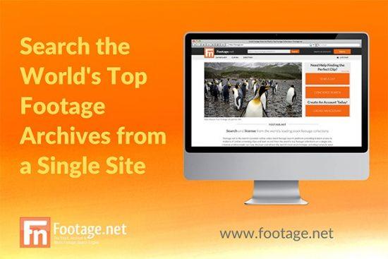 Footage.net ad